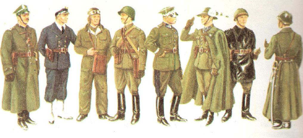 Wwii Polish Uniform Guide Warlord Gameswarlord Games