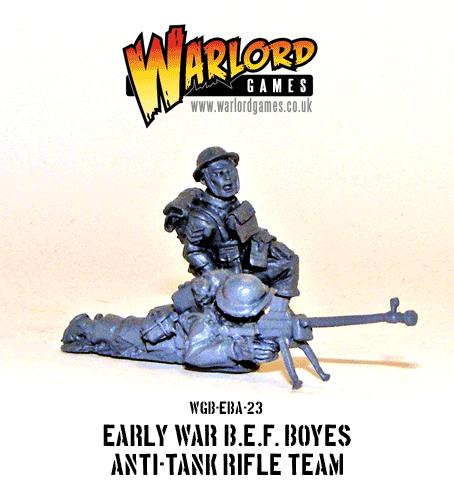BEF Early War