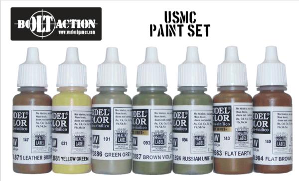 Andrea Color Paint Set