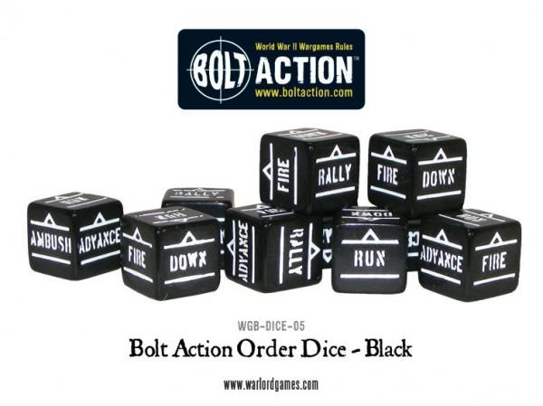 Image result for Bolt Action Order DIce