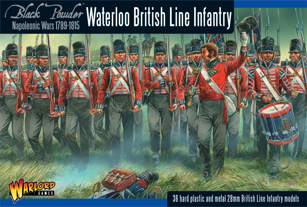 History The Battle Of Waterloo Part 3 Warlord Games