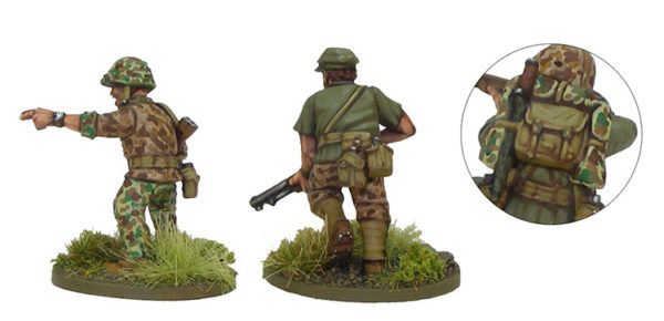 Bolt Action Tutorial: How To Paint British Airborne - YouTube