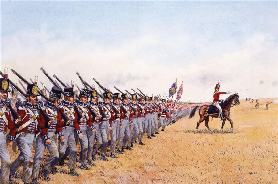 History: Napoleonic Wars Army Structure - Warlord Games