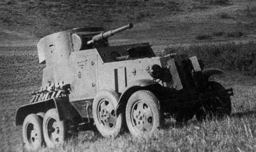 BA-6_soviet_armoured_car