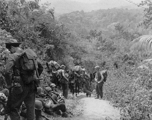 galahad US Burma EiF