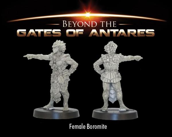 Female-Boromite