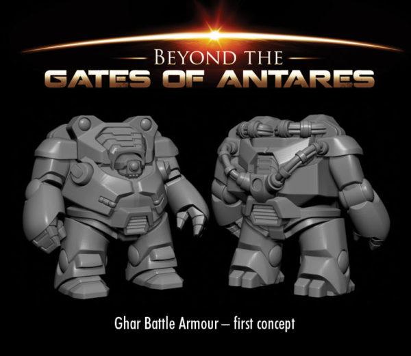 Ghar-Battle-Armour