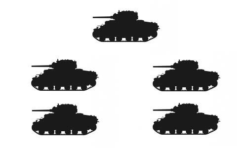sherman-platoon
