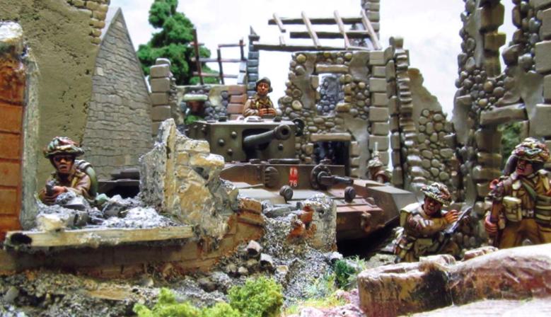 Cromwell in Ruin