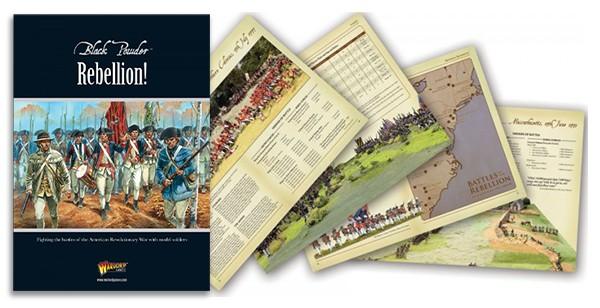 Rebellion book and side fan