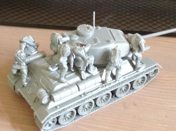 Daz Tank Riders3