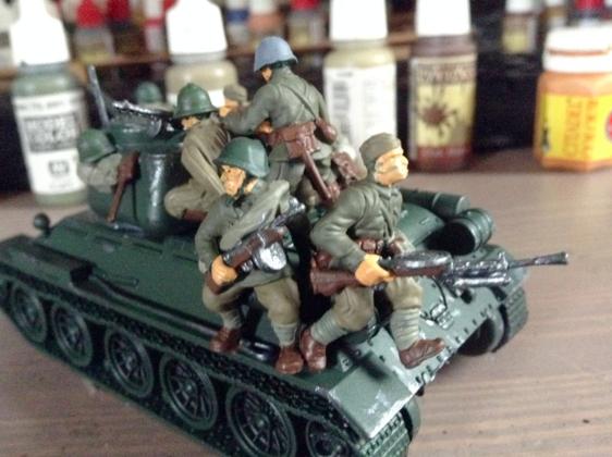 Daz Tank Riders5