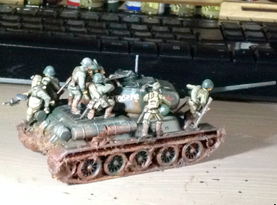 Daz Tank Riders6