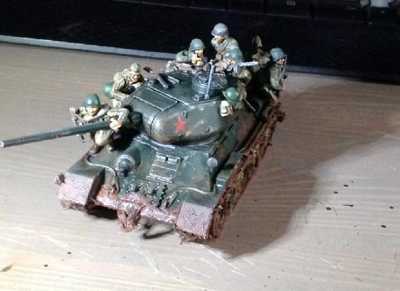 Daz Tank Riders7