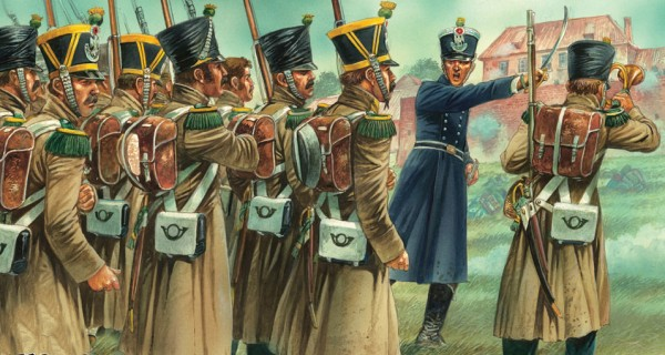 Late-French-Light-Infantry