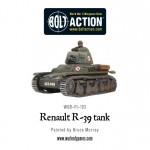 Renault R-39 Tank