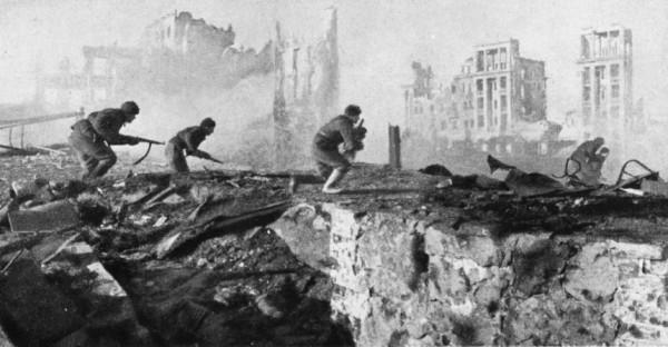 Soviet Stalingrad