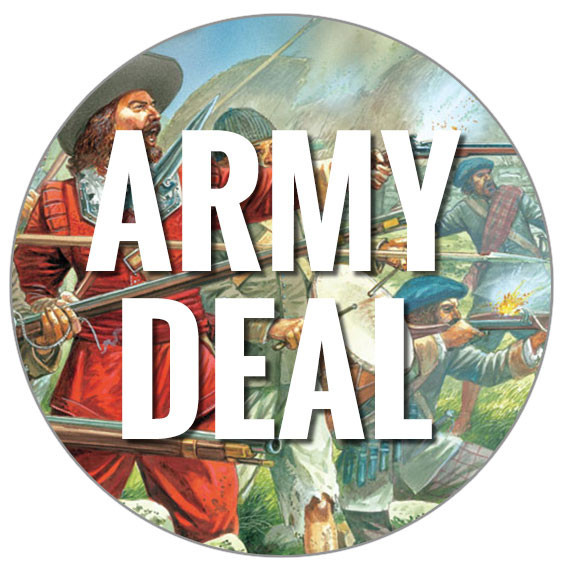 Montrose Army Deal