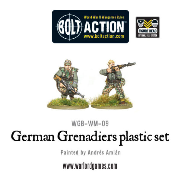 German Grenadiers Figs (1)