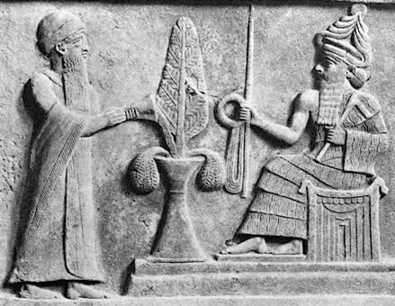 Neo Sumerian Artwork