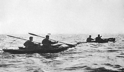 Commando Canoe