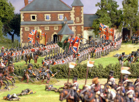 Waterloo Artillery