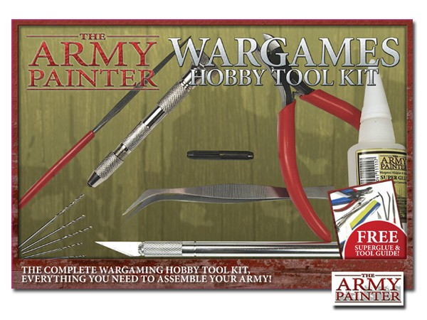 Hobby Tool Kit Army Painter