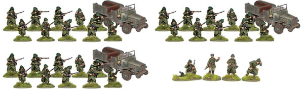 Motorised Dragoon Regiment