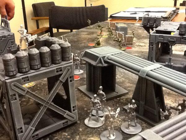 Terminator Battle 5 c