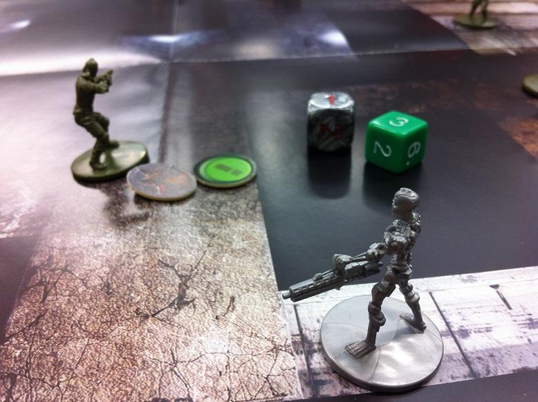 Terminator Infiltrator Scenario1