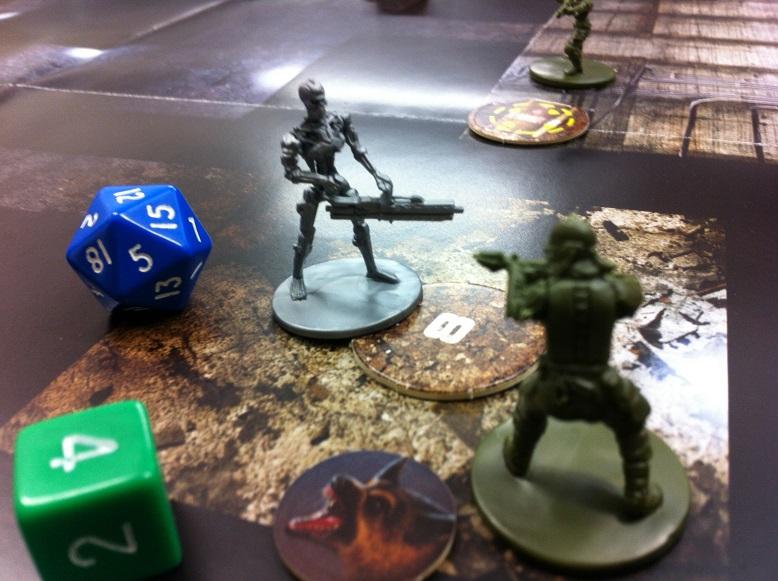 Terminator Infiltrator Scenario3