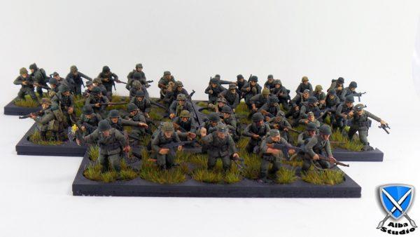 50+ Grenadiers