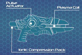 C3 Plasma Carbine