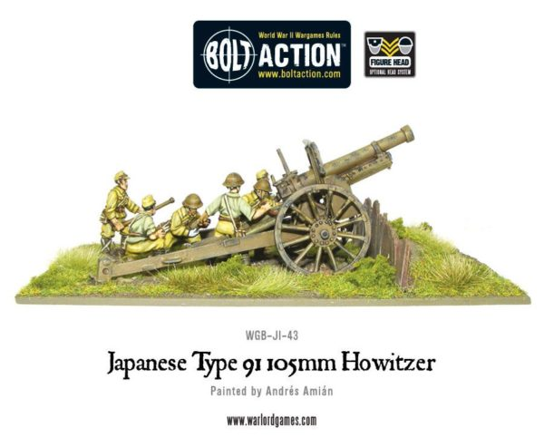 Japanese Type 91 WGB-JI-43 a