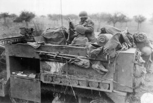 M21 Mortar Halftrack c
