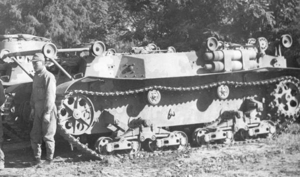 SS-Ki engineering vehicle 2