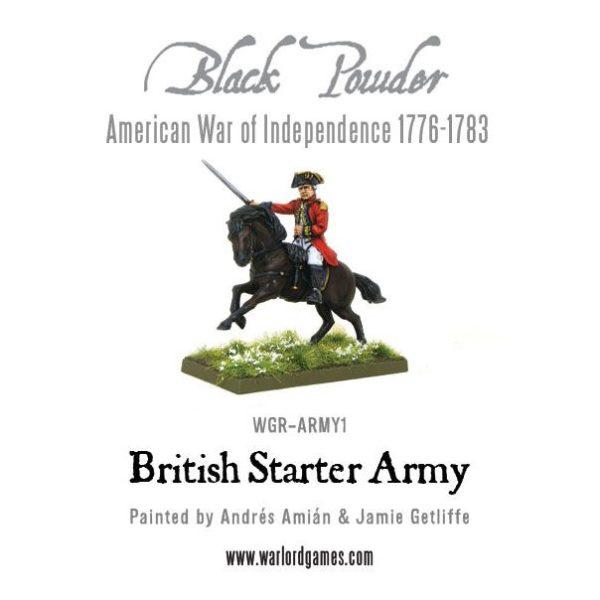 WGR-ARMY1 AWI British Starter Army e