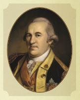 Major-general Friedrich, Baron von Steuben (1730-1794)