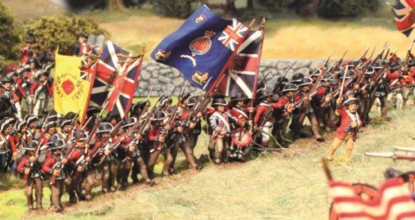 Redcoats Rebellion AWI