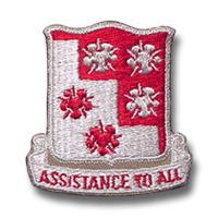 168th Engr Bn pocket patch