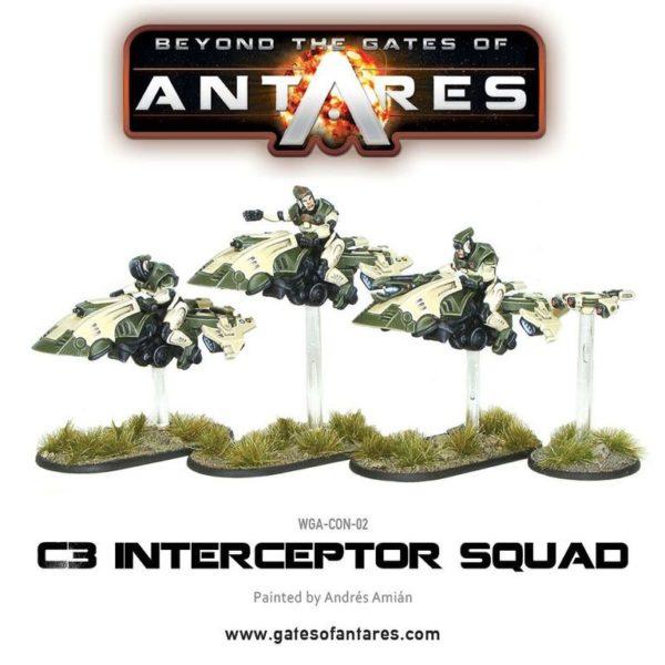C3 Interceptor Squad box 2