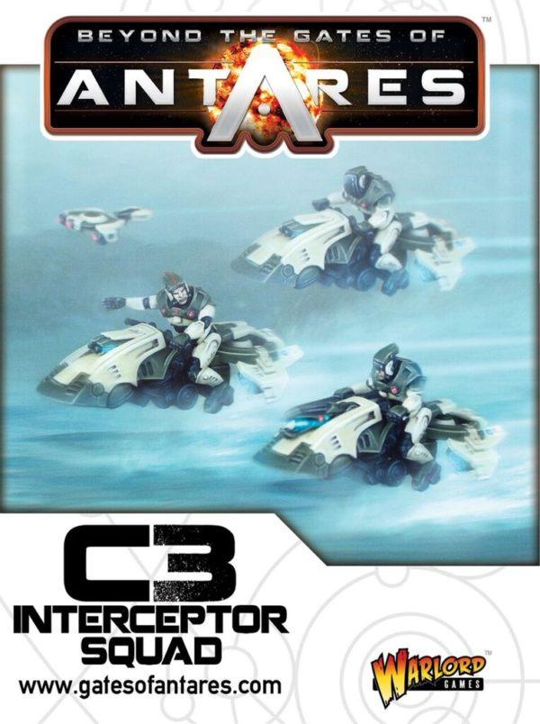 C3 Interceptor Squad box