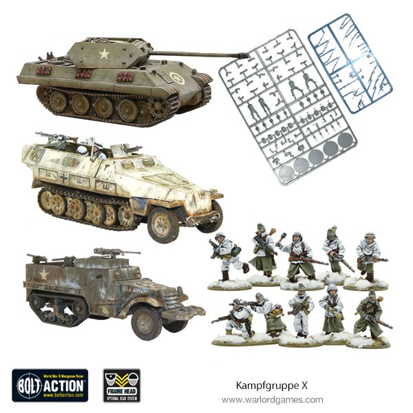 Kampfgruppe X