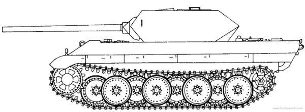 Panther (M10) pencil