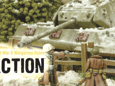Applying Winter Whitewash to Bolt Action Vehicles