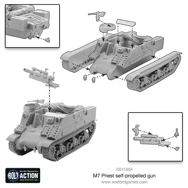 402413004-M7-Priest-self-propelled-gun-construction