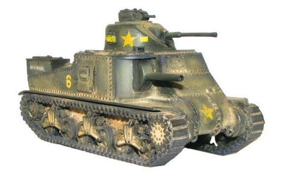 M3 Lee WGB-AI-124