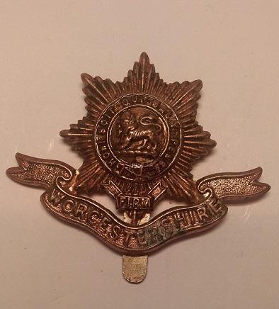 Worcestershire_Regiment_Cap_Badge