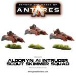 WGA-ALG-06 Algoryn Intruder Skimmer Squad