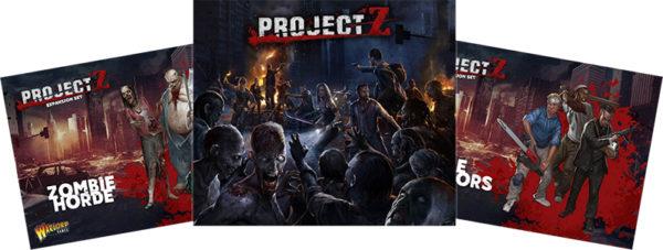 Project Z Gang Escalation Bundle